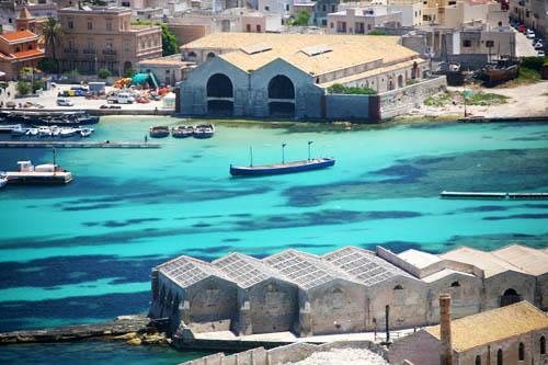 favignana-porto-tonnara-convegno-turismo nautico-florio-marsalanews