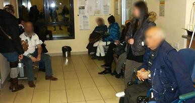 ospedale-affollamento-pronto-soccorso-marsala-marsalanews-paolo-borsellino