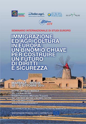 immigrazione ed agricoltura in europa