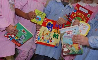aiutaci a crescere regalaci un libro