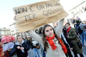 In Sicilia crolla l'occupazione. Un siciliano su 4 non ha un lavoro