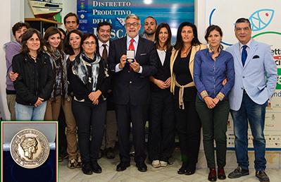 Staff-Blue-Sea-Land-con-medaglia-Presidenza-Repubblica