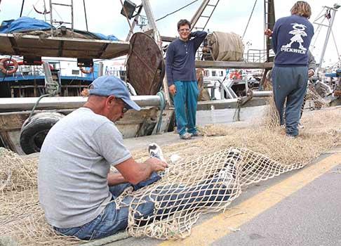Sicurezza sul lavoro nella pesca marittima