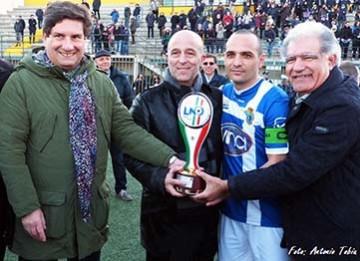 Coppa italia - Premiazione finale