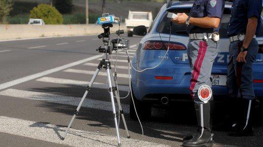 autovelox-polizia-stradale-trapani