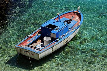 ISOLA DI LEVANZO in Sicilia. Fotografie di Giulio Azzarello ©2014.