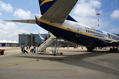 Trapani: riapre la pista dell'aeroporto militare, operativo pure lo scalo civile di Birgi
