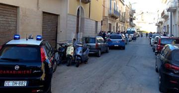 duplice-suicidio-via-archimede-marsala-carabinieri-polizia