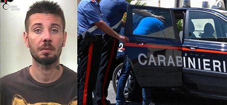 comella-boris-arresto-carabinieri