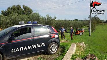 carabinieri-controlli olive-mazara del vallo