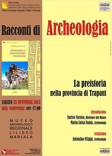 La presistoria nella provincia di Trapani-museo lilibeo-marsala-A. FILIPPI.