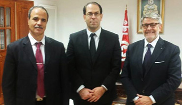 Tunisia-Italia-incontro-distretto-pesca-mazara-Mestiri -Chaed-Tumbiolo