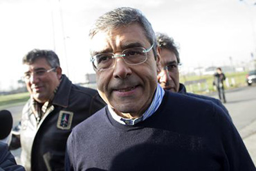 Salvatore Cuffaro. ANSA/MASSIMO PERCOSSI