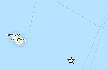 Terremoto-Pantelleria