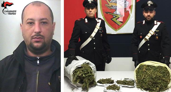 carabinieri_arresto_bonafede_erba_marsala