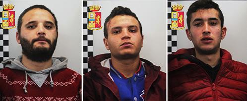 polizia-tunisini-arrestati-trapani-furto-ijcassi-distributori-bevande