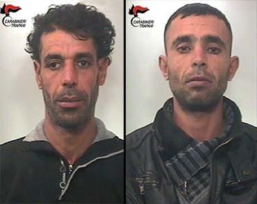 PETROSINO: RAPINANO UN CONNAZIONALE. 2 TUNISINI ARRESTATI DAI CARABINIERI