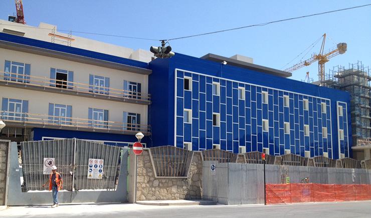 Ospedale di Mazara, inaugurazione dopo 5 anni di ristrutturazione
