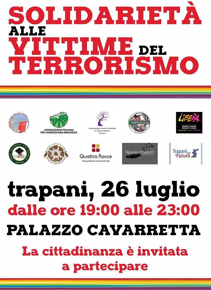 SOLIDARIETA'-VITTIME-TERRORRISMO-LOC