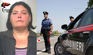 carabinieri-arresto-donna-a-salemi