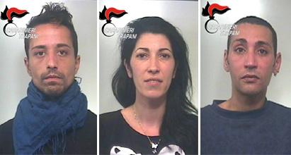 arresti-carabinieri-mazara-spaccio-evasione-domiciliari