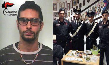 arresto-carabinieri-spaciatore-tunisino-mazara-del-vallo