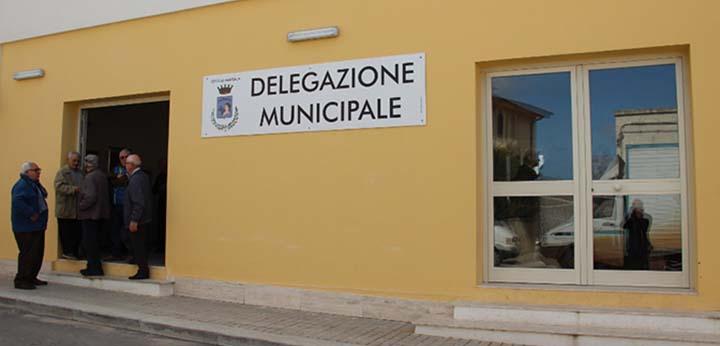 Marsala aperta la casa comunale di paolini marsala news for Casa comunale