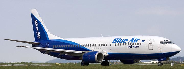 Blue air garantir dall 39 aeroporto trapani birgi il volo for Il porto torino