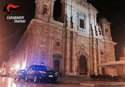 Marsala: denunciate 10 persone per vari reati dai Carabinieri