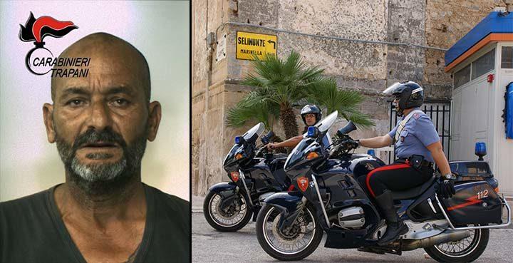 Coltivava marijuana tra i pomodori, arrestato dai Carabinieri