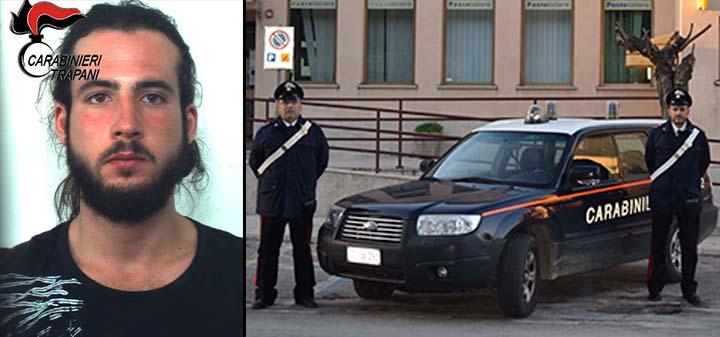 Trovato con 66g di stupefacente in casa, arrestato dai Carabinieri per spaccio