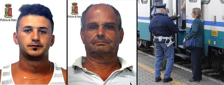 Rubano gasolio dai treni in sosta, arrestati