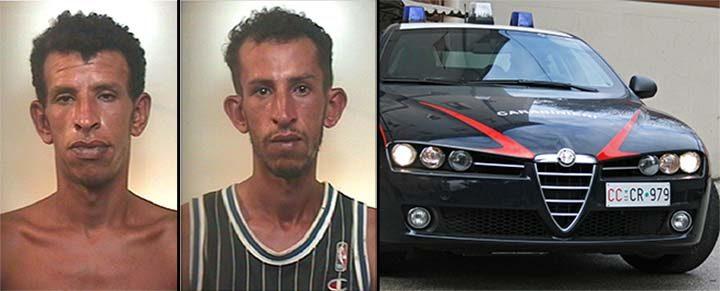 Tentato omicidio, fermati due tunisini che hanno aggredito un uomo