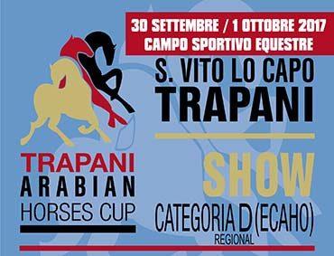 Torna a San Vito Lo Capo la Trapani Arabian Horses Cup