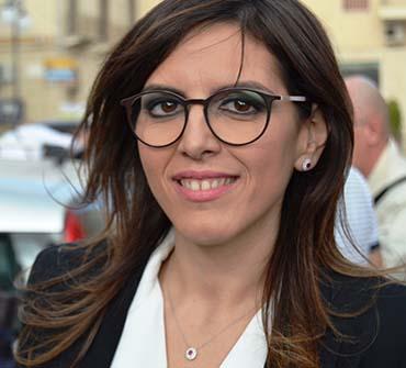 Silvia Calvanico ringrazia gli elettori e le persone che l'hanno sostenuta
