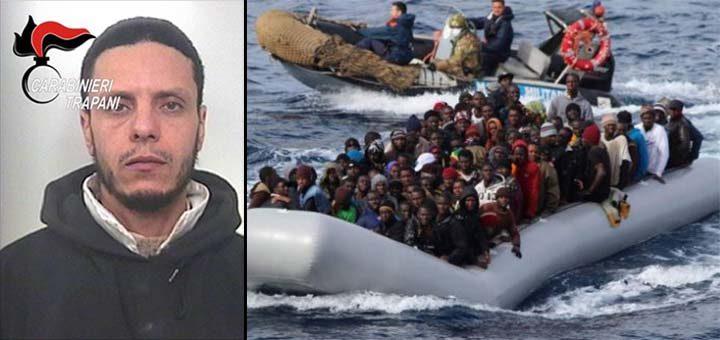 Marsala spacciatore tra i migranti. Arrestato dai Carabinieri 1
