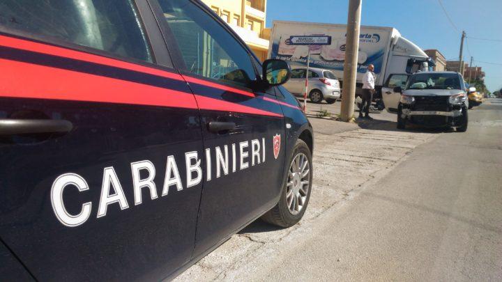 Marsala, incidente sulla via Mazara: 2 feriti e 4 mezzi coinvolti