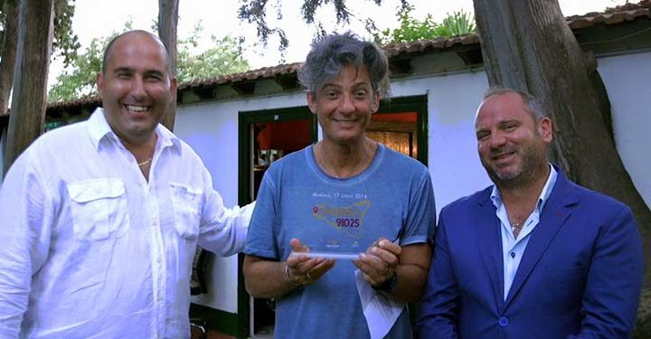 Premio 91025, domenica 12 novembre evento al Disìo Resort di Marsala