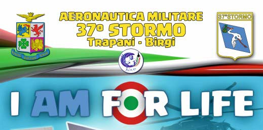 I AM For Life – Nuovo evento di solidarietà e beneficenza al 37° Stormo