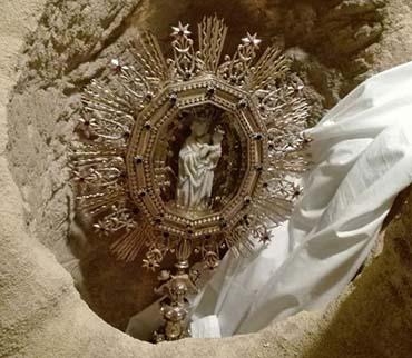 Continuano le celebrazioni in onore di Maria Santissima della cava