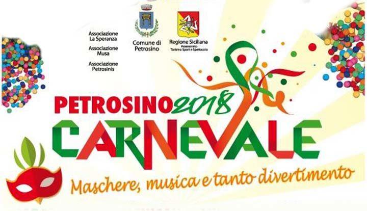 Tutto pronto per il Carnevale 2018 a Petrosino