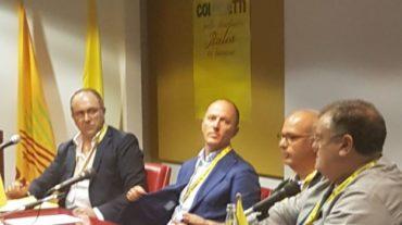 Antonio Rallo è stato eletto all'unanimità presidente della Federazione Coldiretti di Trapani.