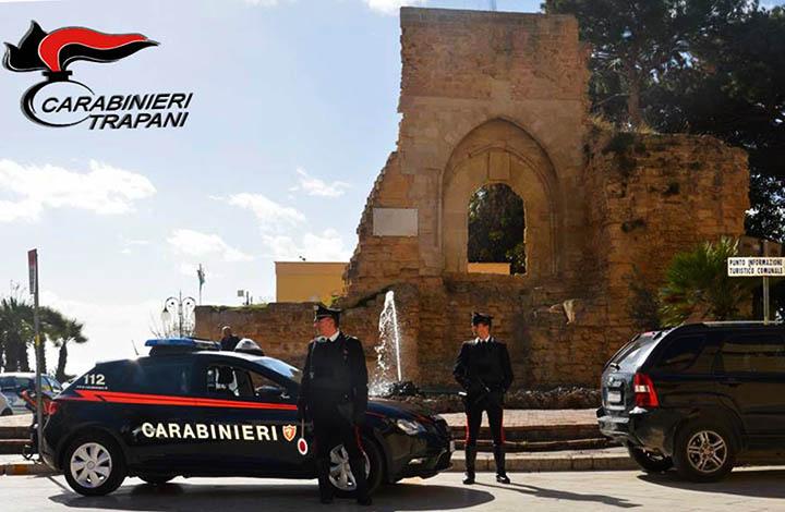 Intensificati i controlli dei Carabinieri a Mazara