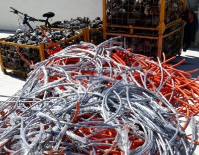 Due furti di cavi elettrici a Marsala, circa 10 mila euro di danni