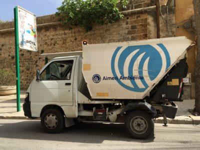 Marsala, importanti modifiche alla raccolta dei rifiuti