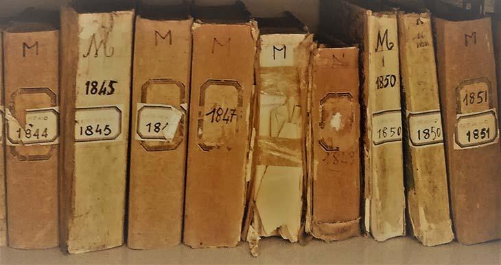 Archivi storici di Marsala, lunedì convegno a Palazzo Fici