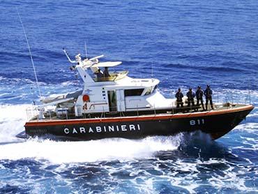 Controlli in una ditta di lavorazione prodotti ittici, multe per 6mila euro