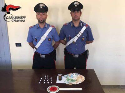 Mazara Due: arrestato dai carabinieri uno spacciatore