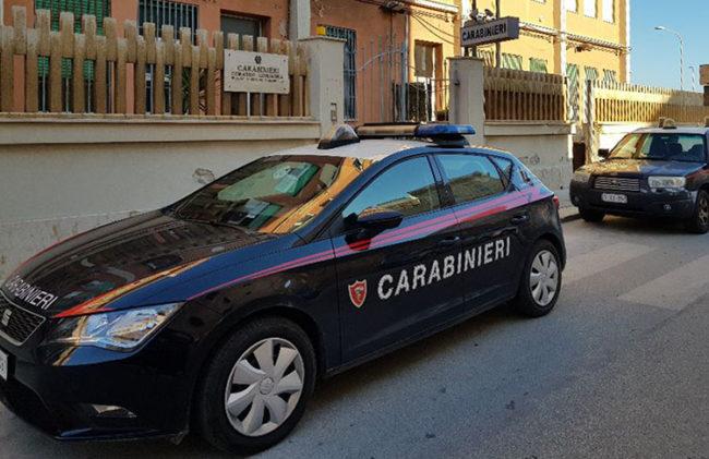 Trapani: un arresto per evasione eseguito dai Carabinieri