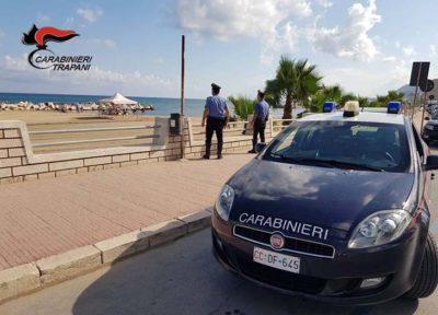 Ritrovato un cadavere sulle spiagge di Tre Fontane